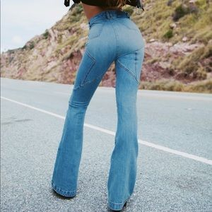 Revice Star Flare Jeans